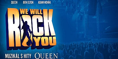 Zájezd muzikál We will Rock You - QUEEN